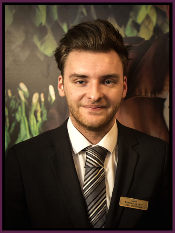 Liam Hetherington - Marketing Coordinator