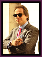 Mitchell Orchant Managing Director of C.Gars Ltd and Aged & Rare Cigar Specialist