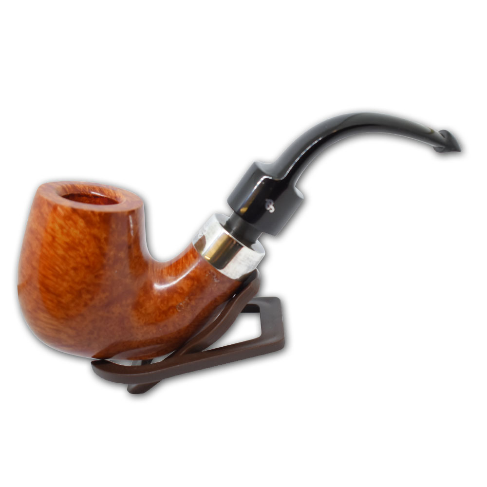 Peterson large house pipe natural bent p lip