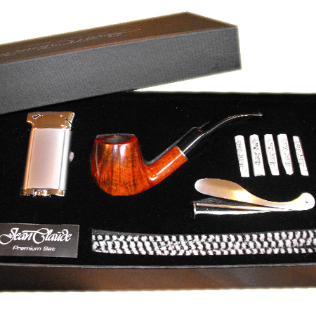 Jean Claude Premium Pipe Set – Bent Pipe