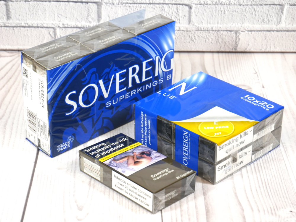 Сигареты sovereign blue купить закон о табаке 2020 и табачных изделиях
