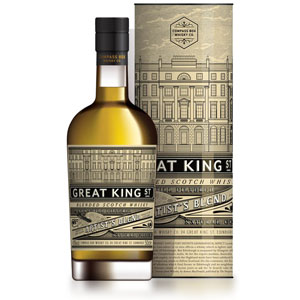 Compass Box Great King Street Artist Blended Scotch Whisky - 50cl 43%