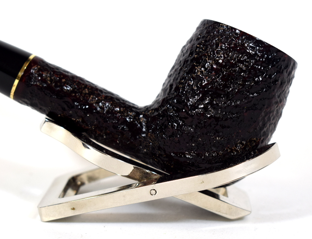 Roma Rustic 104 Lucite Straight Pipe 6mm Filter NEW Savinelli
