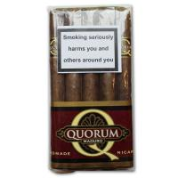 Quorum Maduro - Churchill - Bundle of 10 Cigars