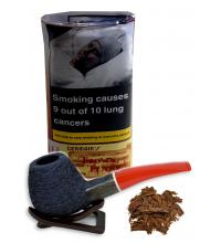 Germains Brown Flake Pipe Tobacco 50g Pouch