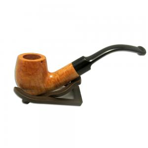 London Made Bent Pot Briar Pipe
