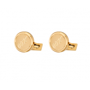 ST Dupont Limited Edition - James Bond Cufflinks - Yellow Gold