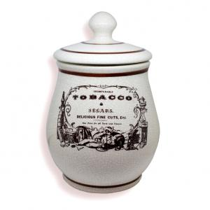 Savinell Segar Antico Ceramic Tobacco Storing Jar
