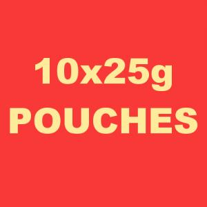 Holland House Pipe Tobacco - 250g (10 x 25g Pouches)