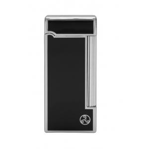 Rattrays Grand Black Soft Flame Pipe Lighter
