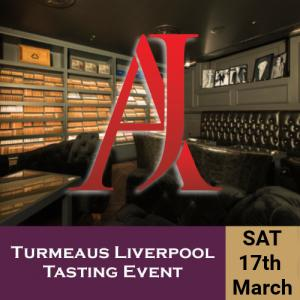 Turmeaus Liverpool Whisky & Cigar Tasting Event - AJ Fernandez Launch - 17/03/18