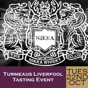 Turmeaus Liverpool Cigar and Whisky Tasting Event 22/10/19