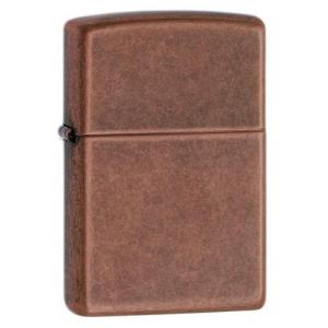 Zippo - Antique Copper Regular - Windproof Lighter