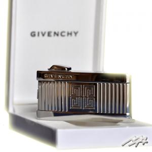 Givenchy Rhodium Vertical Line Lighter