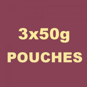 Special Virginia Ready Rubbed Pipe Tobacco - 3x50g Pouches