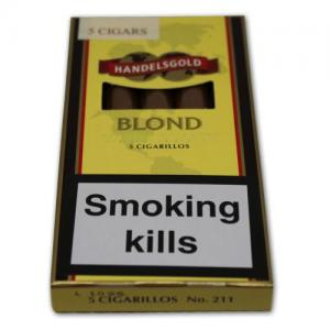 Handelsgold Cigarillos Blond - 5 cigars