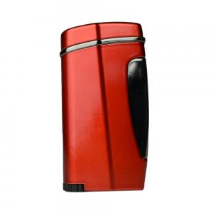 Xikar Executive II Single Jet Lighter - Red