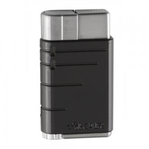 Xikar Linea Single Flame Lighter - Black