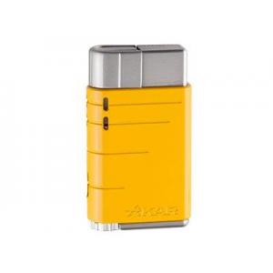 Xikar Linea Single Flame Lighter - Yellow
