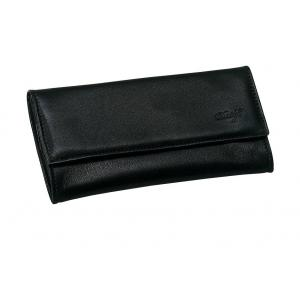 Davidoff TD 200 Black Leather Tobacco Pouch