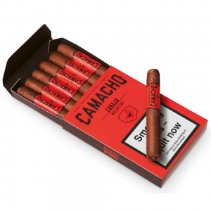 Camacho Corojo Machitos Cigar - Pack of 6