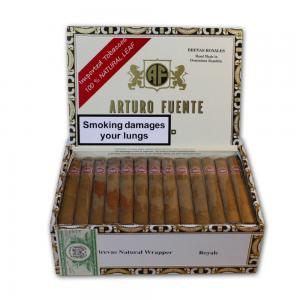 Arturo Fuente Brevas Royale Cigars - Box of 50
