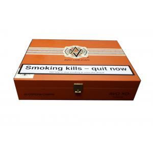Empty Avo XO Preludio Cigar Box