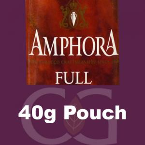 Amphora Full Pipe Tobacco - 040g Pouch