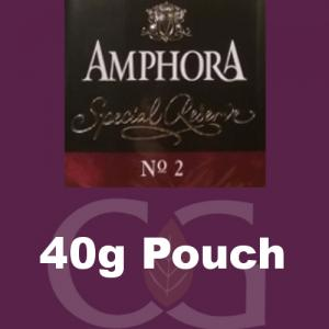 Amphora Special Reserve No.2 Pipe Tobacco - 040g Pouch