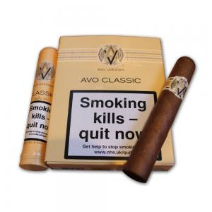 AVO Classic Robusto Tubos Cigar - Pack of 4
