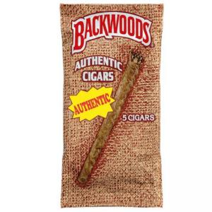 Backwoods Authentic Cigars - Pack of 5