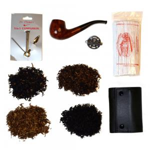 Beginners Pipe Tobacco and Accessories Lucky Dip Sampler