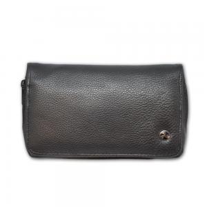 Rattrays Black Knight Combination Leather Tobacco Pouch