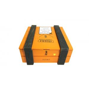Empty Black Market Esteli Toro Cigar Box