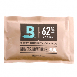 Boveda Humidifier - 67g Pack - 62% RH