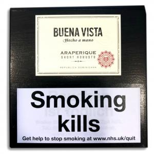 CLEARANCE! Buena Vista Araperique Short Robusto Cigar - Pack of 5 (End of Line)