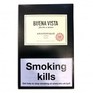 CLEARANCE!  Buena Vista Araperique Toro Cigar - Pack of 5 (End of Line)
