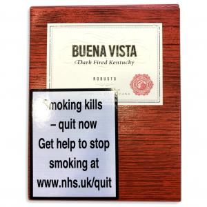 CLEARANCE! Buena Vista Dark Fired Kentucky Robusto Cigar - Pack of 5 (End of Line)