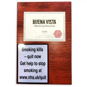 Buena Vista Dark Fired Kentucky Toro Cigar - Pack of 5 (End of Line)