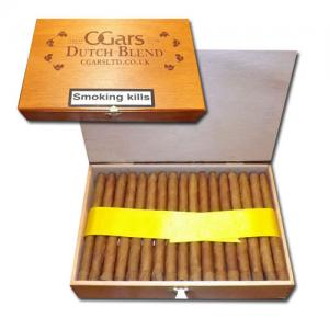 C.Gars Ltd Dutch Blend Spriet (Cigarillos) - Box of 50