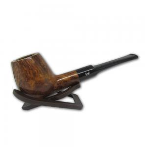 Viking Classic Waxed Smooth Billiard Straight Pipe (VI011)