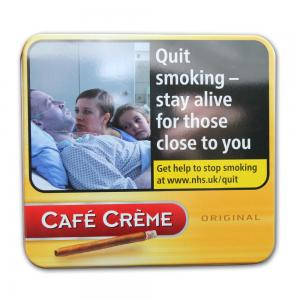 Cafe Creme Original - 10 x Tin of 10 (100)