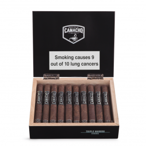 Camacho Triple Maduro Corona Cigar - Box of 20