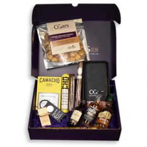 Camacho Criollo Mixed Cigar Selection Box