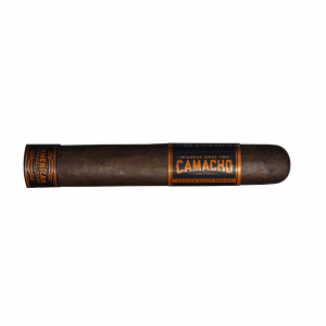 Camacho American Barrel Aged Toro Cello Cigar - 1 Single