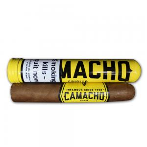 Camacho Criollo Robusto Tubed Cigar - 1 Single