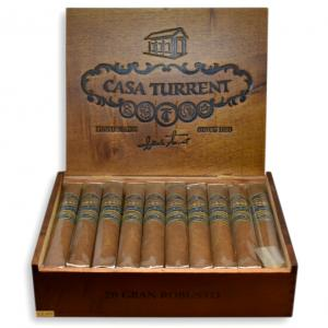Casa Turrent 1973 Gran Robusto Cigar - Box of 20