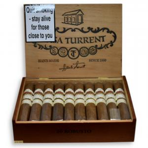 Casa Turrent 1942 Robusto Cigar - Box of 20