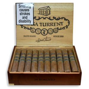 Casa Turrent 1973 Robusto Cigar - Box of 20