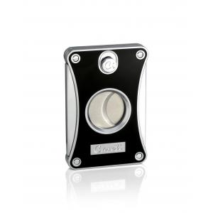 Caseti Cigar Cutter - Black Lacquer (End of Line)